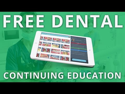 Dental Continuing Education - FREE Instant Access! (видео)