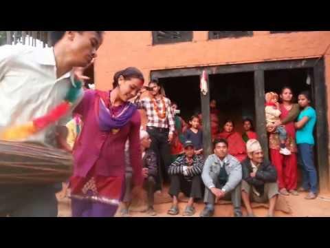 Arghakhanchi - Arghakhanchi Dhakabang Bhailo flute 2070.