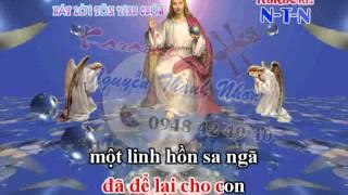 Karaoke THANH CA VONG CO -NIEM PHUOC HANH CHUA BAN (DAY DAO)