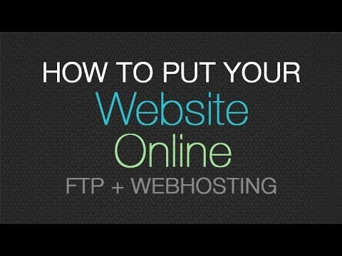 how to know ftp address of a website
