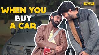 Video WHEN YOU BUY A CAR   Hasley India MP3, 3GP, MP4, WEBM, AVI, FLV April 2018