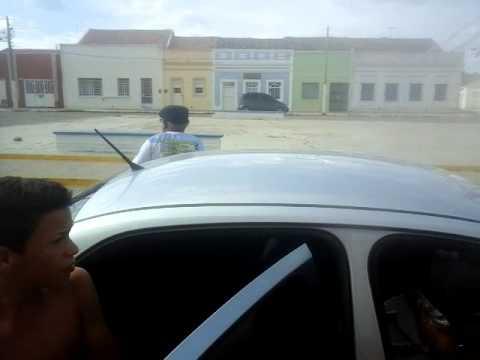 Chegando em Taperoá - PB