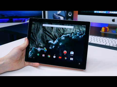 Google Pixel C Unboxing and First Impressions