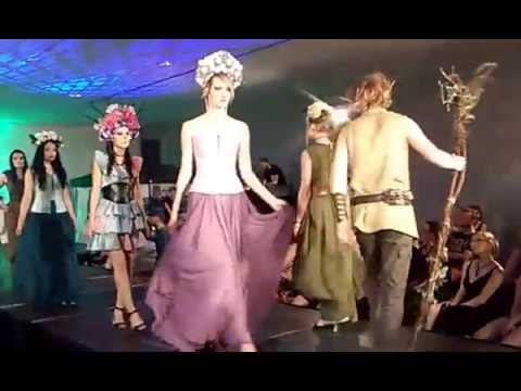 Alternative Fashion Show 2016 w CSW w Toruniu