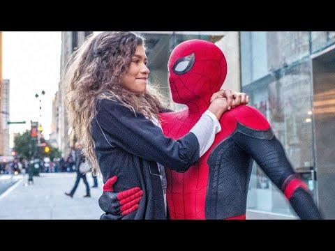 SPIDER-MAN: FAR FROM HOME - 7 Minutes Trailers (2019) - Thời lượng: 7 phút và 22 giây.