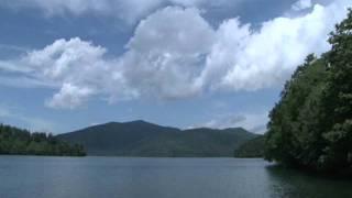 北海道観光映像(然別湖)
