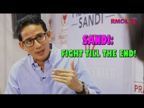 Sandi: Fight Till The End!