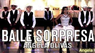 Video Angela Olivas Quinceanera Surprise Dance | Baile Sorpresa | Cumbia Nortena Mi Gente Footlose MP3, 3GP, MP4, WEBM, AVI, FLV Agustus 2018