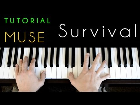Survival - Muse video tutorial preview