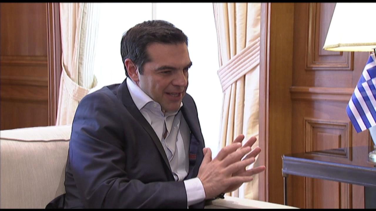 Συνάντηση με τον Πρόεδρο της Διεθνούς Οργάνωσης Εργασίας κ  Guy Ryder