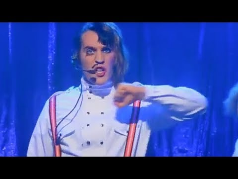 Electro Song with stylish front man Vince Noir - Comedy Greats - BBC