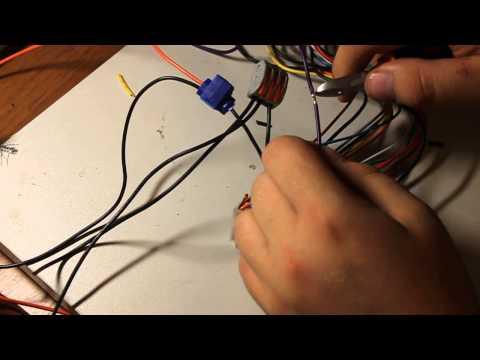 Как подключить электрику фаркопа тойота рав 4 фото