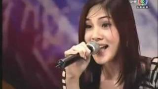 Belle Nuntita Thailand's Got Talent Audition 2011