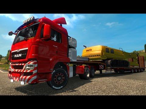 MAN TGS 6x6 Off Road v1.0