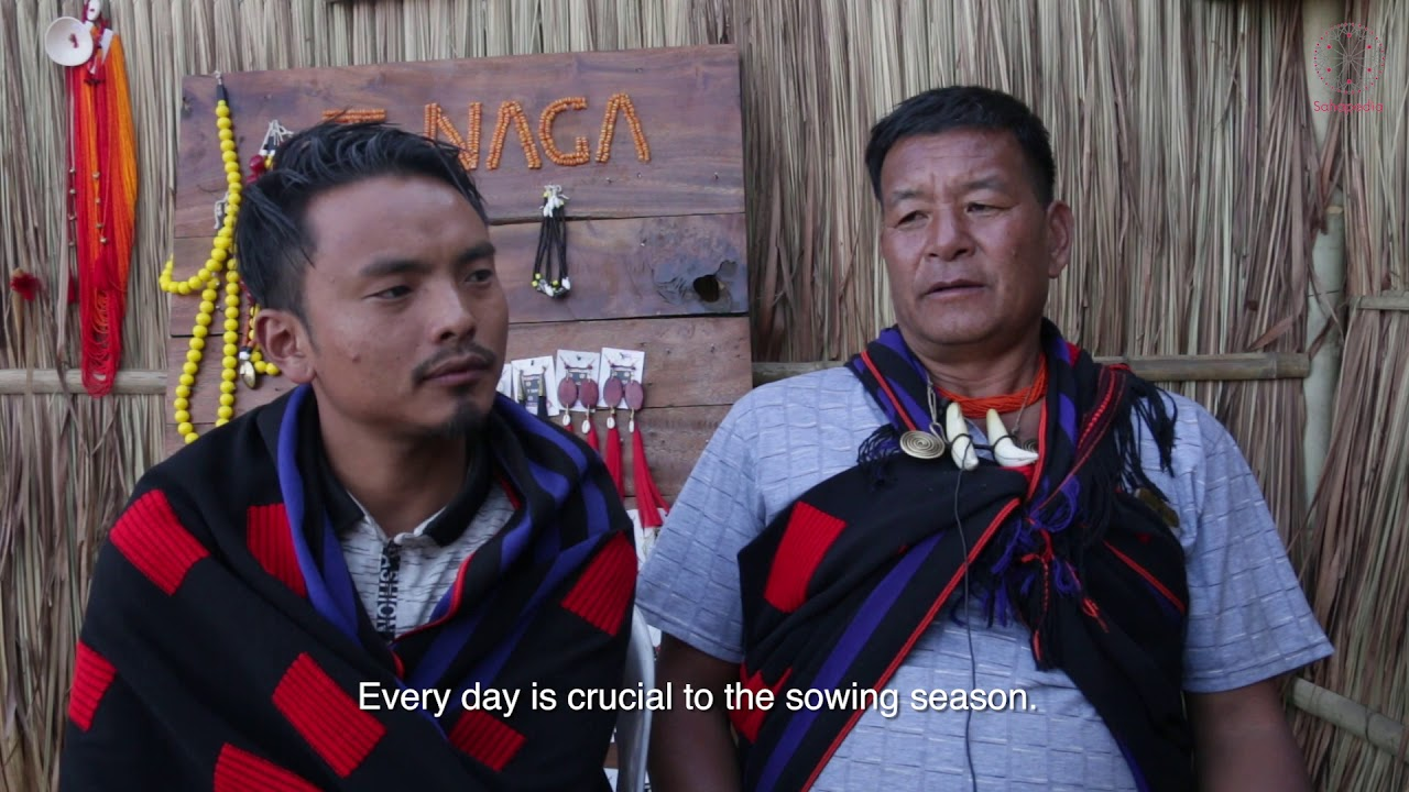 An Interview with the Khiamnuingan Tribe of Nagaland
