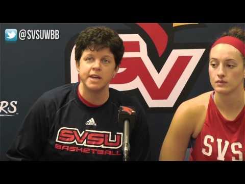 2015-16 SVSU Women's Basketball GLIAC Preview