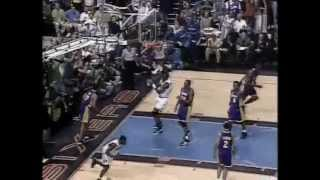 2001 NBA Finals - Los Angeles vs Philadelphia - Game 5 Best Plays