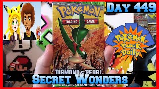 Pokemon Pack Daily Secret Wonders Booster Opening Day 449 - Featuring James&Chloe Collects by ThePokeCapital
