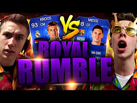 ROYAL RUMBLE TOTY EDITION | MINIMINTER VS CALFREEZY