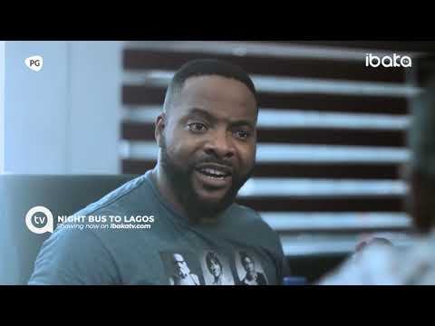 Night Bus To Lagos - 2020 Latest Nollywood Blockbuster Movie Starring Pete Edochie, Bolanle Ninalowo