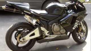 8. 2003 Honda CBR600RR Review