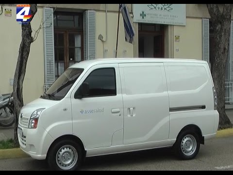 ASSE entregó vehículo utilitario que será utilizado en la Red de Atención Primaria en Paysandú