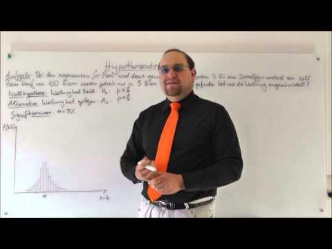 Hypothesentest 1