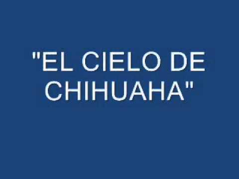 CARLOS ISSAC LARA EL TORDILLO   EL CIELO DE CHIHUAHUA