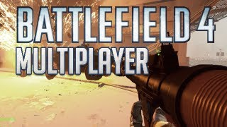 BATTLEFIELD 4 MULTIPLAYER GAMEPLAY - BATTLEFIELD 4 MULTIPLAYER GAMEPLAY