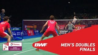 Video MD | KAMURA/SONODA (JPN) [5] vs LI/LIU (CHN) [4] | BWF 2018 MP3, 3GP, MP4, WEBM, AVI, FLV April 2019