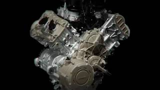 7. 2018 new Ducati Panigale V4 engine Desmosedici Stradale 'All the features' promo video