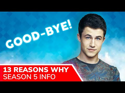13 REASONS WHY Season 5 axed by Netflix | Show finished with Justin's controversial plot twist