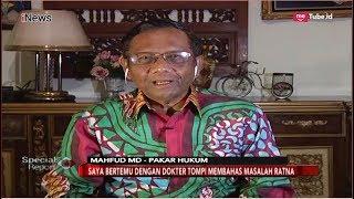 Video Mahfud MD Jabarkan Hukum Pidana yang akan Menjerat Ratna Sarumpaet - Special Report 05/10 MP3, 3GP, MP4, WEBM, AVI, FLV Desember 2018