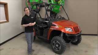 4. 2013 Arctic Cat Prowler 1000 XTZ Sunset Orange Metallic