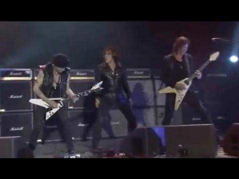 Europe ft Michael Schenker - Lights Out (Live At Sweden Rock