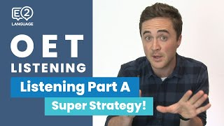 Video OET Listening Part A with Jay from E2Language! MP3, 3GP, MP4, WEBM, AVI, FLV Maret 2019