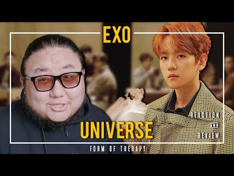 """Producer Reacts to EXO """"Universe"""""""