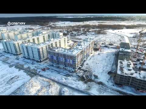 """Квартиры в ЖК """"Ясно.Янино"""" в (СПБ), Всеволожский район"""