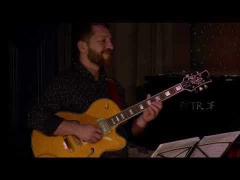 Swing to Bop (Topsy) ft. Libor Šmoldas - Jazz On-line @ U Staré paní