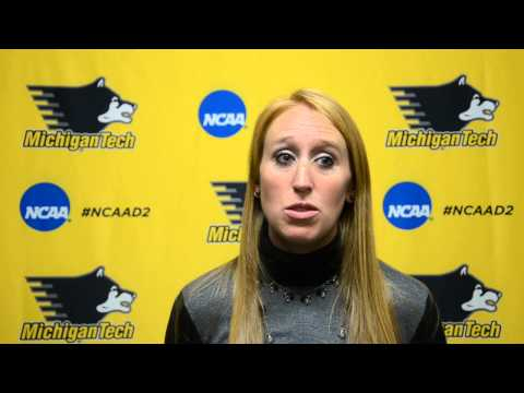 Coach Cameron Postgame Interview vs. Wayne State 12-13-14