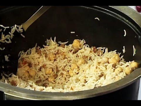 آشپزی کوفته پلو غذای خوشمزه افغانستان!