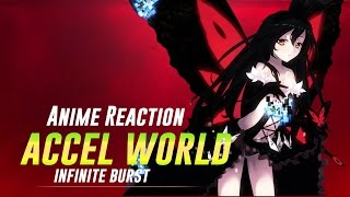 Nonton Anime Reaction - Accel World infinite burst Film Subtitle Indonesia Streaming Movie Download