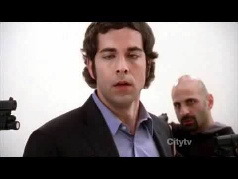 Chuck Season 2 Finale - Chuck downloads the Intersect 2.0