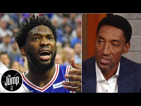 Video: Sky's the limit for the 76ers if Joel Embiid can keep his weight down – Scottie Pippen | The Jump