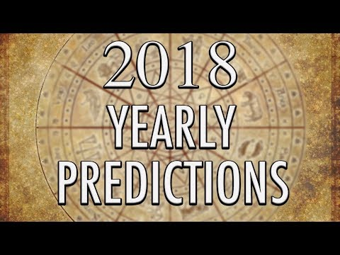 2018 Moon Sign Yearly Predictions : 2018 Yearly Horoscope Predictions