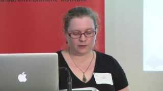 Lisette Collins - Community engagement and adaptation discourse