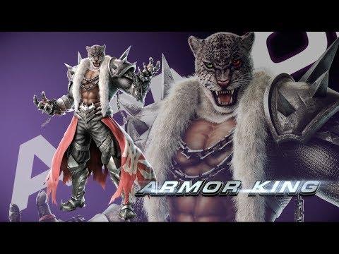 Armor King de Tekken 7