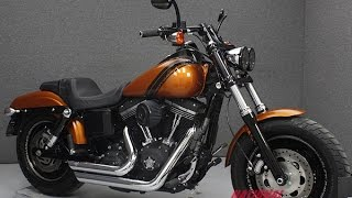 3. 2014 HARLEY DAVIDSON FXDF DYNA FAT BOB  - National Powersports Distributors