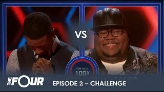 Jason vs Saeed: This Sing-off Is an All Out WAR! But The Result Made Fergie CRY | S1E2 | The Four