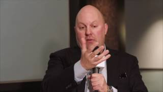 Marc Andreessen speaks about the state of VC at StrictlyVC interview